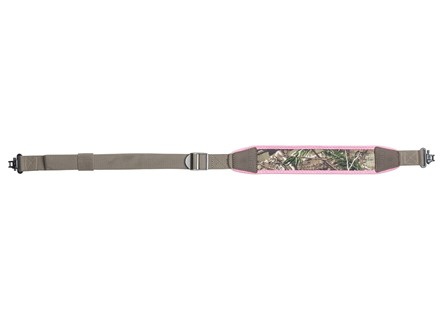 Allen Odessa Neoprene Sling with Swivels Realtree AP Camo with Pink Trim