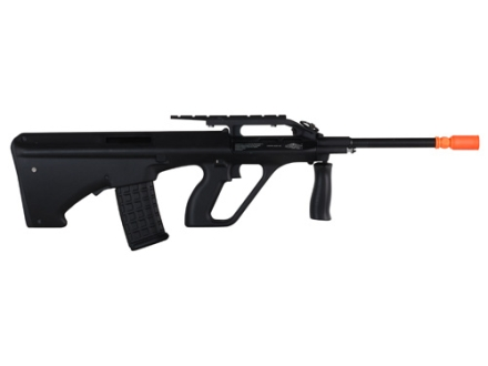 Aftermath Steyr AUG A2 Airsoft Rifle 6mm Electric Full/Semi-Automatic Polymer Black