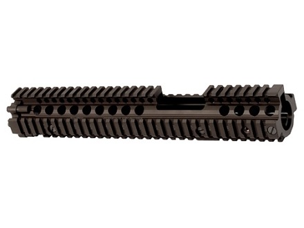 Daniel Defense M4A1 FSP RIS II Free Float Tube Handguard Quad Rail AR-15 Extended Carbine Length Aluminum