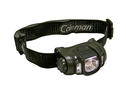 Coleman Multi-Color 78 Lumen LED Headlamp