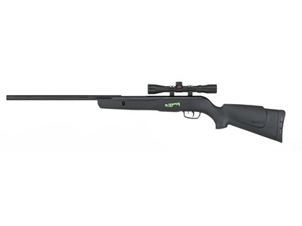 Gamo Zombie Air Rifle 177 Caliber Synthetic Stock Matte Barrel with 4x32mm Scope