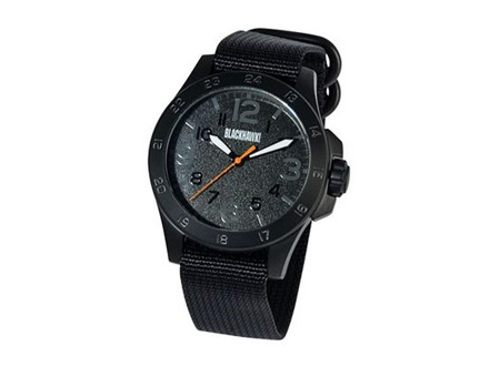 BlackHawk Field Operator Watch Black Case