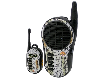 Cass Creek Nomad Electronic Hog Call with Remote and 5 Digital Sounds