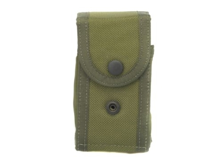 Bianchi M1030 Military Magazine Pouch Beretta 92, 96, Browning Hi-Power, Sig Sauer P226, P228, P229 Nylon