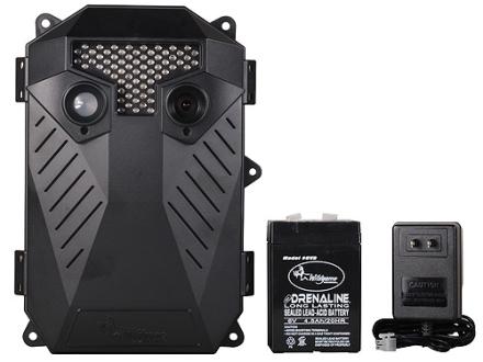 Wildgame Innovations ir8x Infrared Digital Game Camera 8.0 Megapixel Black