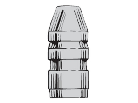 Saeco 3-Cavity Bullet Mold #395 38 Special, 357 Magnum (358 Diameter) 200 Grain Truncated Cone Gas Check