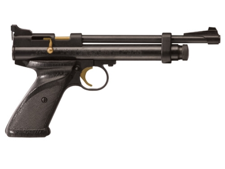 Crosman 2240 Air Pistol .22 Caliber CO2 Single Action Zinc Alloy Black