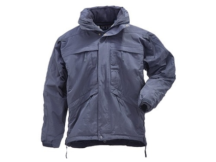 5.11 3-in-1 Tactical Parka Waterproof Nylon Shell, Windproof Polyester Fleece Liner