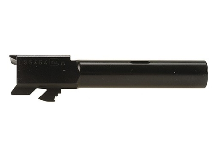 "Glock Barrel Glock 23C 40 S&W 1 in 9.84"" Twist 4.02"" Carbon Steel Matte with Compensator"
