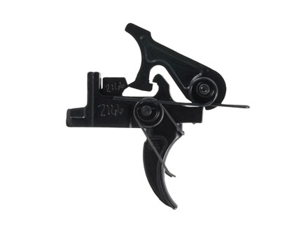 "Geissele Service Rifle Adjustable Trigger AR-15, LR-308 Small Pin .154"" Two Stage Matte"