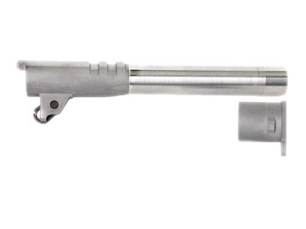 "Bar-Sto Semi-Drop-In Barrel 1911 Government 45 ACP 1 in 16"" Twist 5"" Stainless Steel"