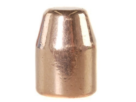Rainier LeadSafe Bullets 40 S&amp;W, 10mm Auto (400 Diameter) 165 Grain Plated Flat Nose