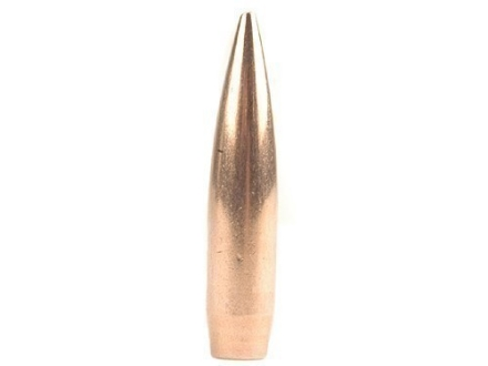 Nosler Custom Competition Bullets 22 Caliber (224 Diameter) 80 Grain Hollow Point Boat Tail