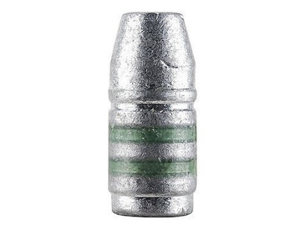 Hunters Supply Hard Cast Bullets 44 Caliber (430 Diameter) 330 Grain Lead Flat Nose