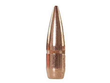 Hornady Bullets 30 Caliber (308 Diameter) 150 Grain Full Metal Jacket Boat Tail with Cannelure
