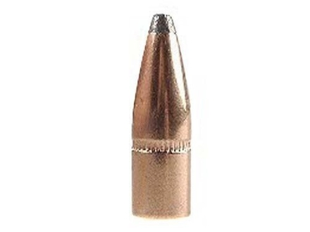 Hornady Bullets 22 Caliber (224 Diameter) 55 Grain Spire Point with Cannelure