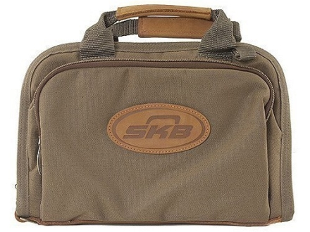 SKB Dry-Tek Rectangular Pistol Gun Case Nylon