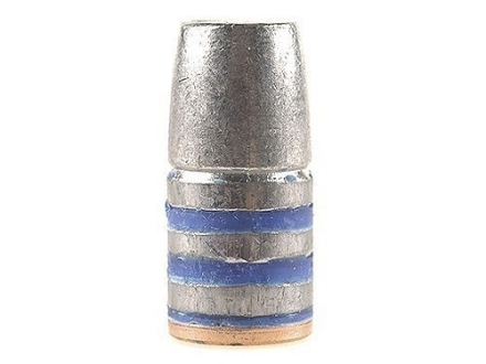 Cast Performance Bullets 45 Caliber (459 Diameter) 405 Grain Lead Flat Nose Gas Check
