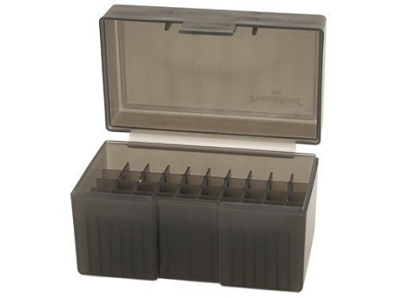 Frankford Arsenal Flip-Top Ammo Box #505 17 Remington, 204 Ruger, 223 Remington 50-Round Plastic