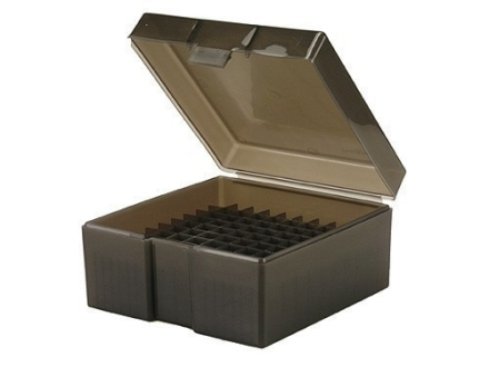 Frankford Arsenal Flip-Top Ammo Box #1009 22-250 Remington, 243 Winchester, 308 Winchester 100-Round Plastic