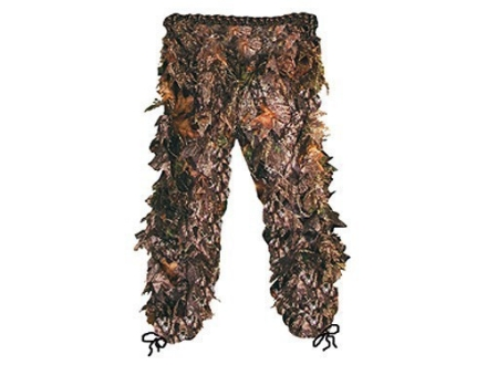 Shannon Men&#39;s 3-D Big Leaf Bug Tamer Plus Pants Polyester