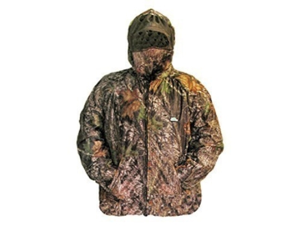 Shannon Men's Bug Tamer Plus Parka with Face Shield Polyester