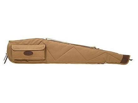 Boyt Alaskan Scoped Rifle Gun Case with Pocket Canvas