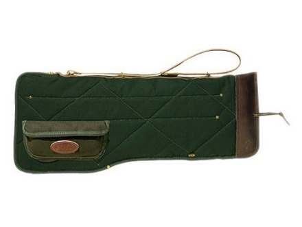 Boyt Two Barrel Set Takedown Shotgun Gun Case with Pocket Canvas