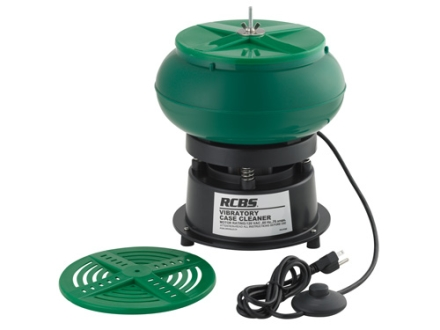 RCBS Vibratory Case Tumbler 110 Volt