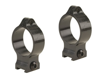Talley 30mm Fixed Scope Rings Matte High