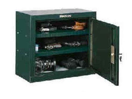 Stack-On Pistol and Ammunition Security Cabinet Green