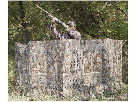Hunter&#39;s Specialties Backpacker Ground Blind 12&#39; x 54&quot; Polyester Realtree AP Camo