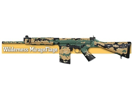 Lauer Wilderness MirageFlage CamoPak with Template and DVD