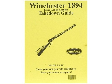Radocy Takedown Guide &quot;Winchester 1894&quot;