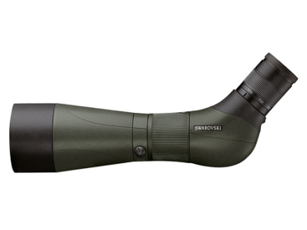 Swarovski ATM-80 Spotting Scope 80mm Angled Body Armored Green