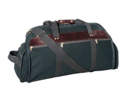 "Boyt Ultimate Sportsman's Duffel Bag 21"" x 12"" x 12"" Canvas Green"
