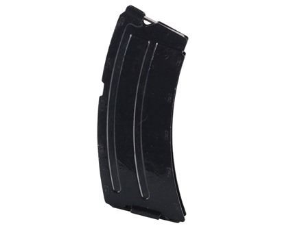 GPC Magazine Remington 511, 513, 521 22 Long Rifle 10-Round Steel Black