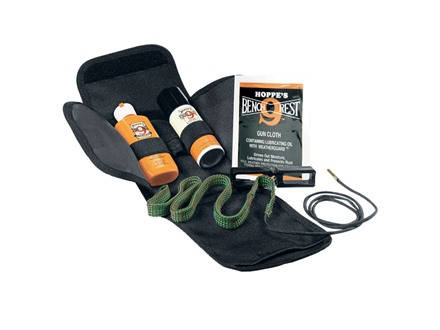Hoppe&#39;s BoreSnake Soft-Sided Shotgun Cleaning Kit 12 Gauge