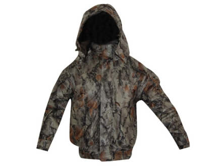 Natural Gear Men&#39;s 4x4 Jacket Waterproof Insulated Polyester