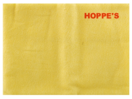 Hoppe&#39;s #9 Wax Treated Gun Cleaning Cloth