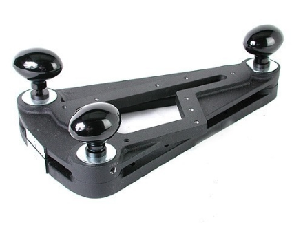 Ransom Windage Base for Master Series Machine Pistol Shooting Rest