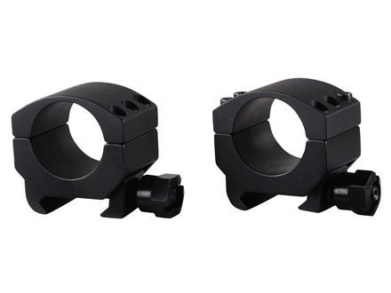 "Burris 1"" Xtreme Tactical Picatinny-Style Rings Matte Low"