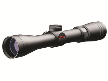 Redfield Revolution Rifle Scope 2-7x 33mm Accu-Range Reticle Matte