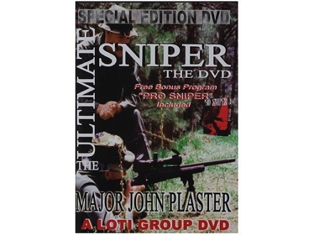 "Gun Video ""Ultimate Sniper"" DVD"