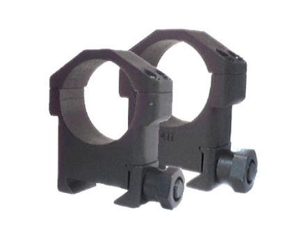 Badger Ordnance Picatinny-Style 30mm Maximized Rings Matte High