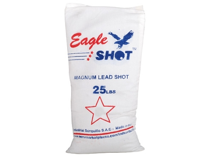 Eagle Magnum Lead Shot #8-1/2 25 lb Bag