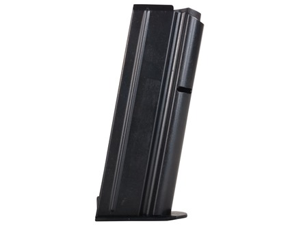 Magnum Research Magazine Desert Eagle 357 Magnum 9-Round Steel Black