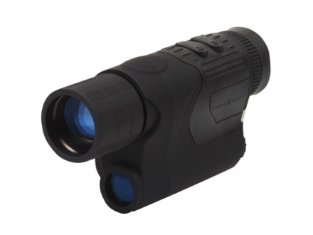 Sightmark Wraith Digital Night Vision Monocular 3x 28mm Black