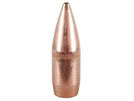 Nosler Custom Competition Bullets 30 Caliber (308 Diameter) 140 Grain Hollow Point Boat Tail