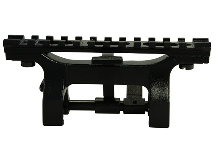 Leapers UTG Deluxe Stanag Claw Mount H&amp;K Matte